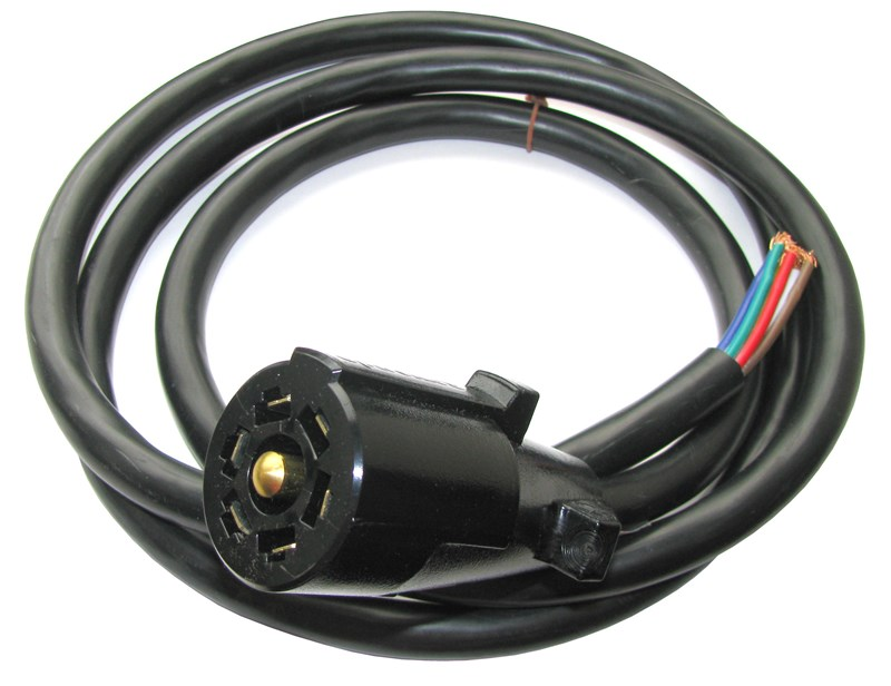 7-WAY TRAILER WIRING HARNESSES